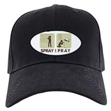 Cute Spray and pray Baseball Hat