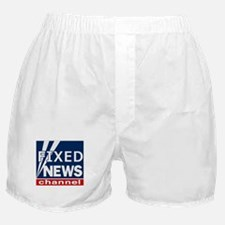 Fixed News - On a Boxer Shorts