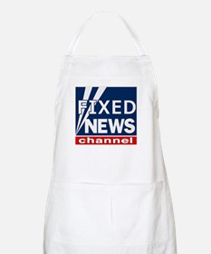 Fixed News - On a BBQ Apron