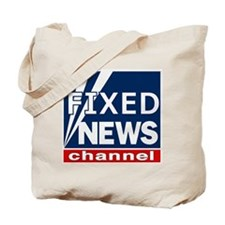 Fixed News - On a Tote Bag
