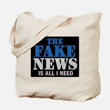 Fake News - On a Tote Bag