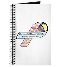 Stefano Roberto Rossi CDH Awareness Ribbon Journal