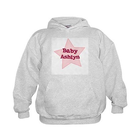Baby Ashlyn Kids Hoodie