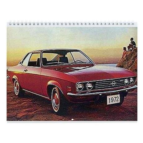 Buick Wall Calendar