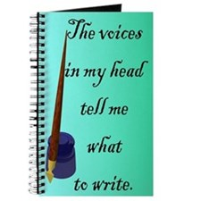 Writing Voices Journal