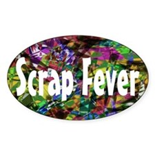 Scrap Fever Decal