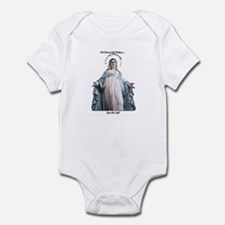 Cute Mother mary Infant Bodysuit