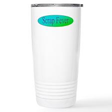 Scrap Fever Travel Coffee Mug