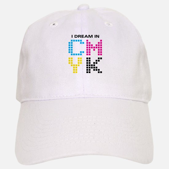 Dream In CMYK Hat