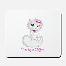 Miss Sugar Chiffon, Mousepad