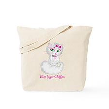 Miss Sugar Chiffon, Tote Bag