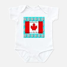 Oh Canada Infant Bodysuit