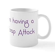 Scrap Attack Mug
