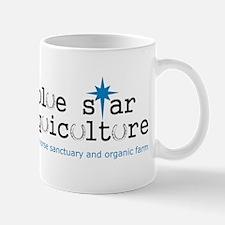 Blue Star Logo Mug