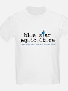 Blue Star Logo T-Shirt