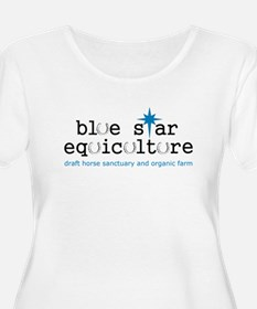 Blue Star Logo T-Shirt
