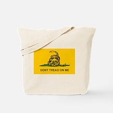 Gadsden Dont Tread Tote Bag
