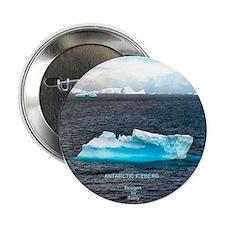 Antarctic iceberg - Button