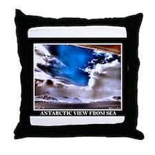 Antarctic - Throw Pillow