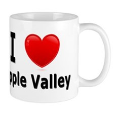 I Love Apple Valley Mug