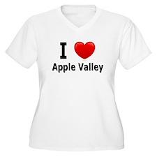I Love Apple Valley T-Shirt