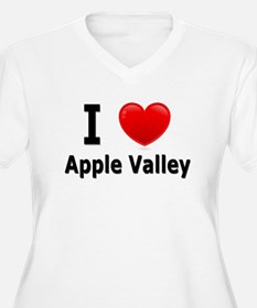 I Love Apple Valley T-Shirt