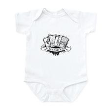 Spread 'Em Infant Bodysuit