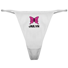 Butterfly - Jailyn Classic Thong