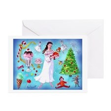 Nutcracker & Clara Greeting Cards (Pk of 20)