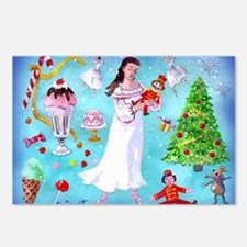 Nutcracker & Clara Postcards (Package of 8)