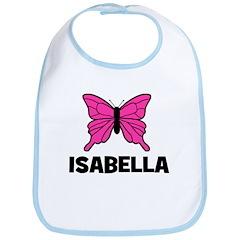 Butterfly - Isabella Bib
