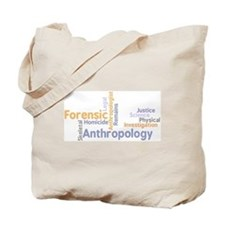 Cute Anthropologist Tote Bag