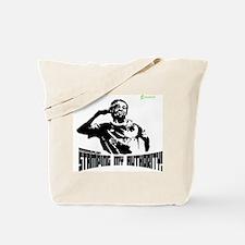 Adebayor - Stamping my author Tote Bag