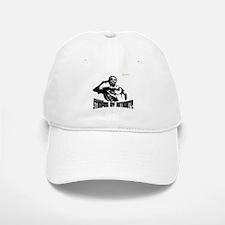 Adebayor - Stamping my author Baseball Baseball Cap
