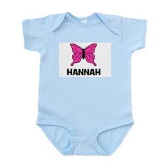 Butterfly - Hannah Infant Creeper