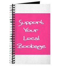 Support Your Local Boobage Journal