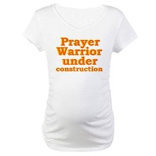 Funny Prayer warrior Shirt