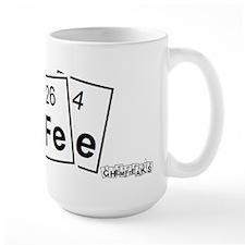 Element Spelling - Coffee - Mug