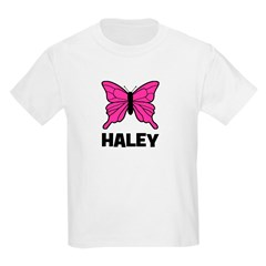 Butterfly - Haley Kids T-Shirt
