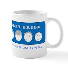 Grey Pride Mug