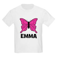 Butterfly - Emma Kids T-Shirt