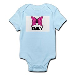 Butterfly - Emily Infant Creeper