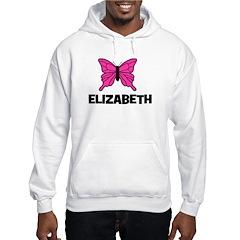 Butterfly - Elizabeth Hoodie