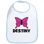 Butterfly - Destiny Bib