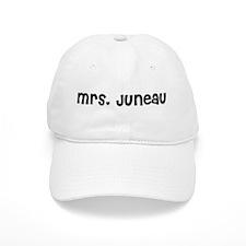 Mrs. Juneau Baseball Cap