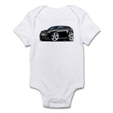 Dodge Magnum Black Car Infant Bodysuit