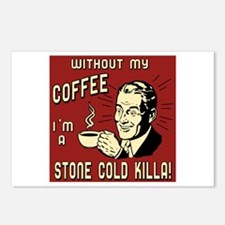Stone Cold Killa #2 Postcards (Package of 8)