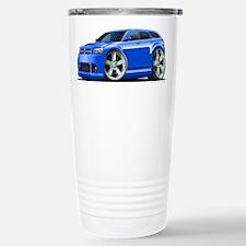Dodge Magnum Blue Car Travel Mug