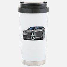 Dodge Magnum Grey Car Travel Mug
