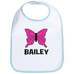 Butterfly - Bailey Bib